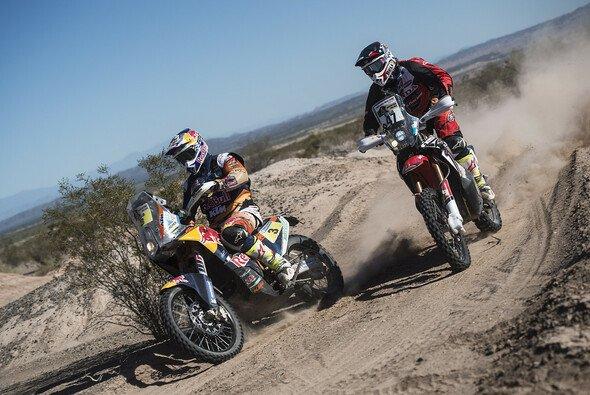 Die Rallye Dakar 2017 ist gestartet - Foto: Red Bull