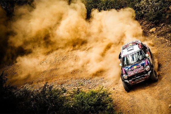 X-raid startet mit drei absoluten Top-Stars bei der nächsten Dakar - Foto: ASO/DPPI