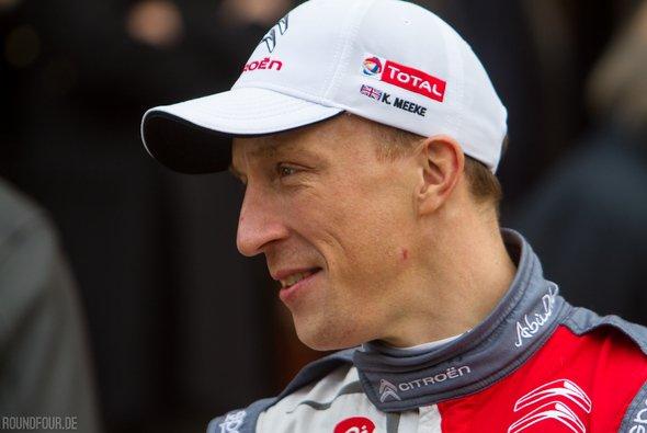 Kris Meeke wird 2019 mit Toyota in die WRC zurückkehren - Foto: Roundfour.de