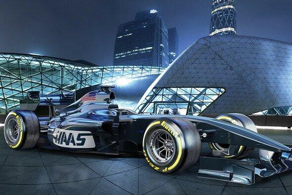 Haas startet 2016 in das Abenteuer Formel 1 - Foto: Haas F1 Team