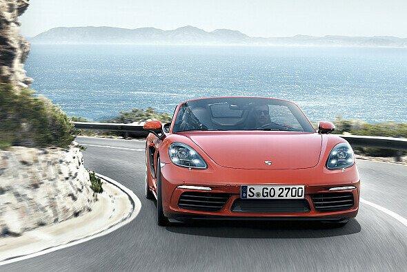 Traum-Sportwagen von Porsche - Foto: Porsche