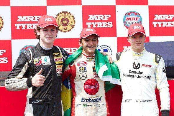 Mick Schumacher absolvierte in der Saison 2015/2016 bereits einen Gaststart in der MRF Challenge - Foto: MRF Racing/Facebook