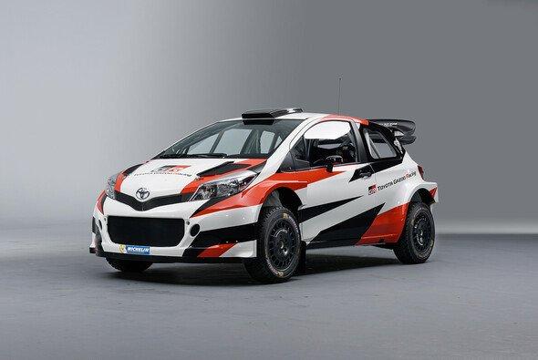 Bilder von den ersten Testtagen des Toyota Yaris WRC gibt es noch nicht - Foto: Toyota