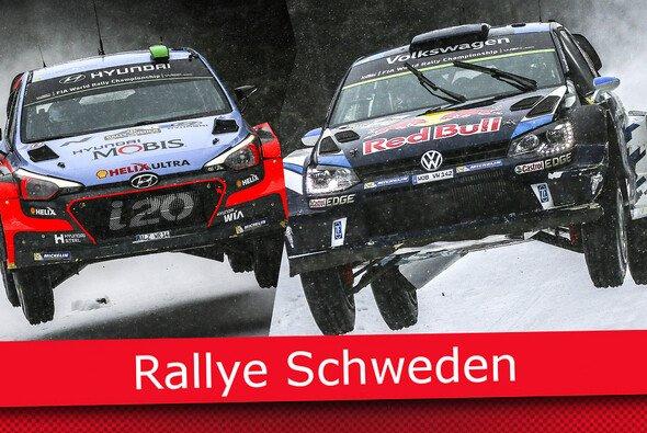 Die Rallye Schweden ist das einzige reine Schneeevent des Jahres - doch die weiße Pracht schmilzt - Foto: Motorsport-Magazin.com