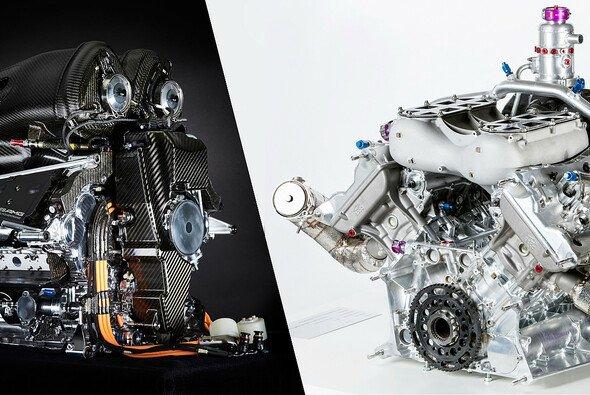 Wie sieht die Motoren-Zukunft in der Formel 1 aus? - Foto: Mercedes/Porsche
