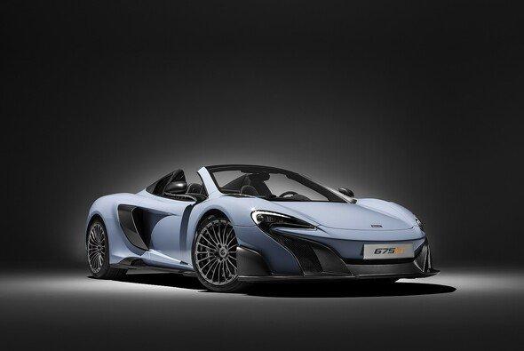 McLaren stellt in Genf gleich zwei neue Fahrzeuge vor - Foto: McLaren