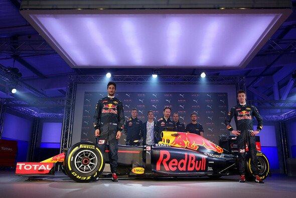 Christian Horner rechnet mit einer zweigeteilten Saison für Red Bull - Foto: Red Bull Racing