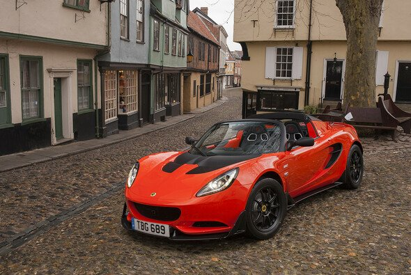 Der neue Elise ist noch einmal 21 Kilogramm leichter - Foto: Lotus
