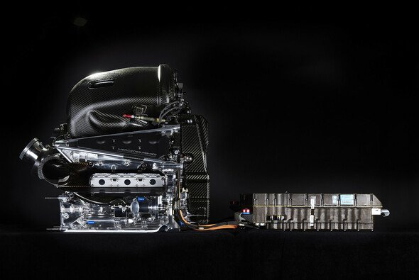 Mit den Power Units wurde Ecclestone nie warm - Foto: Mercedes-AMG