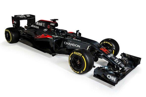 So sieht der neue McLaren aus - Foto: McLaren