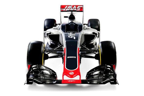 Foto: Haas F1 Team
