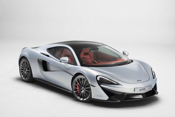 Der neue 570 GT aus dem Hause McLaren - Foto: McLaren