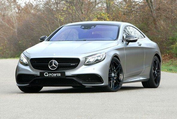 Die neuen G-Power-Räder sind für allen aktuellen Mercedes AMG-Modelle erhältlich - Foto: xmedia