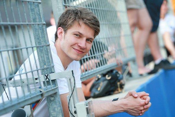 Sebastian Asch startet in der Blancpain Sprint Series - Foto: Gruppe C