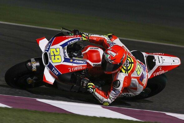 Andrea Iannone hatte auch in FP3 die Nase vorne - Foto: Ducati