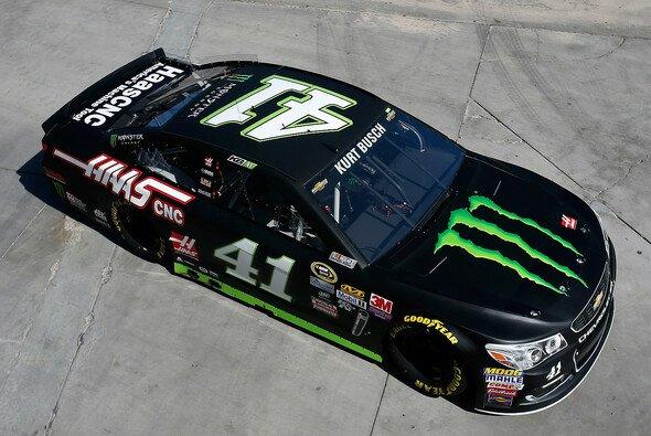 Zweite Pole in Folge für Kurt Busch - Foto: NASCAR