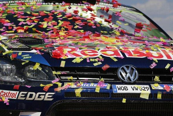 Volkswagen könnte sich einmal mehr in die Geschichtsbücher eintragen - Foto: Volkswagen Motorsport