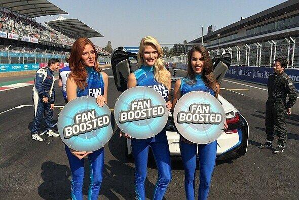 Der Fanboost hat beim Mexiko ePrix erstmals zum (vermeintlichen) Sieg geführt - Foto: Motorsport-Magazin.com