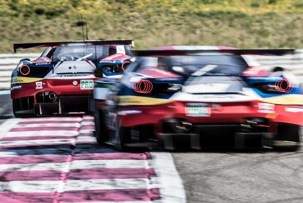 Beim WEC-Prolog 2016 dominierte Ferrari in der GTE-Pro-Klasse - Foto: Adrenal Media