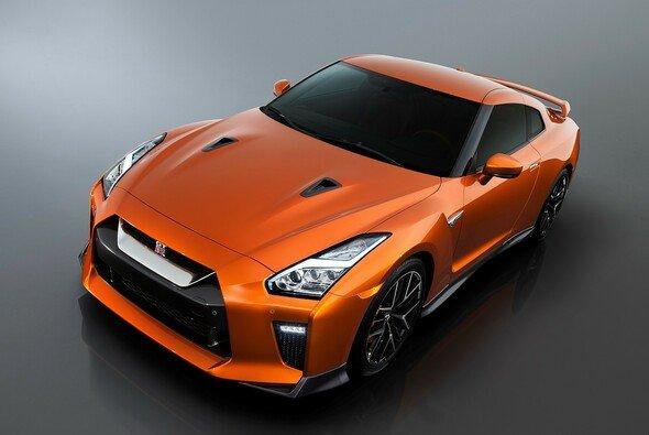 Nissan verpasste dem GT-R Updates - Foto: Nissan