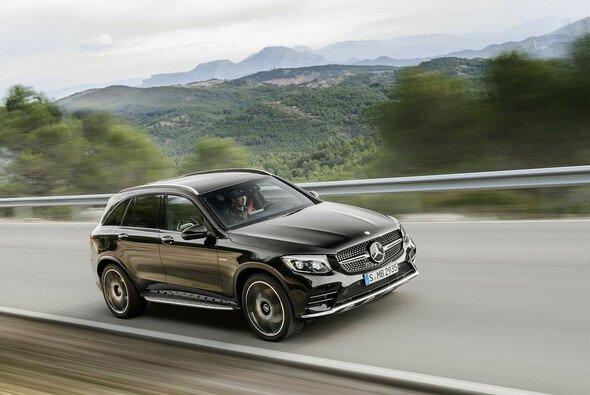 Der Mercedes-AMG GLC 43 4MATIC - Foto: Daimler