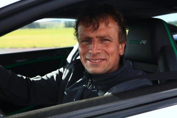 Christian Menzel fährt definitiv die 24h auf dem Nürburgring und davor zwei VLN Rennen. - Foto: Christian Menzel