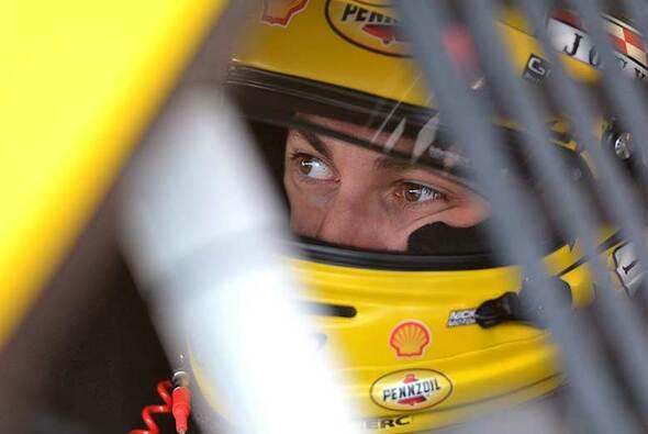 Logano war im Martinsville-Qualifying nicht zu schlagen - Foto: NASCAR