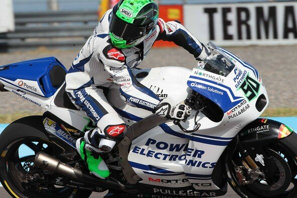 Platz vier in Argentinien 2016 - das war Eugene Lavertys Highlight in der MotoGP - Foto: Aspar