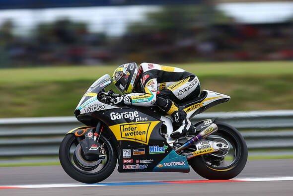 Bester Schweizer am Jerez-Sonntag: Tom LüthiSonntag - Foto: Derendinger Racing