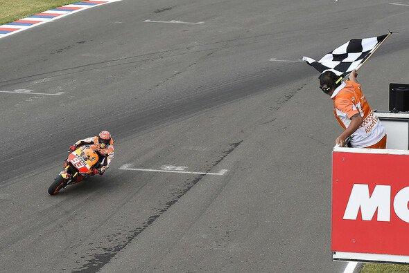 Marquez und Honda waren in Argentinien das Maß der Dinge - Foto: HRC