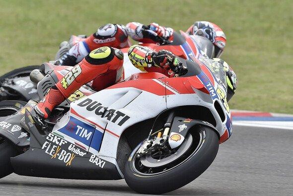 In Argentinien wurde es wieder nichts mit einem Ducati-Sieg - Foto: Ducati