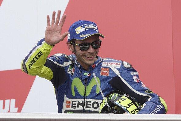 Rossi: Wird er mit Vinales glücklicher als mit Lorenzo? - Foto: Yamaha