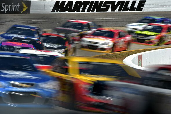 Short-Track-Racing vom Feinsten - Foto: NASCAR
