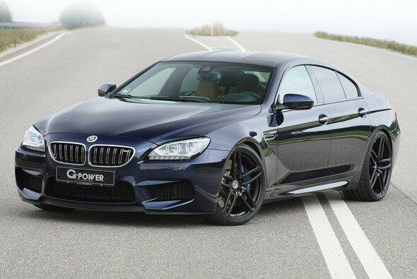 Der BMW M6 von G-Power - Foto: G-Power