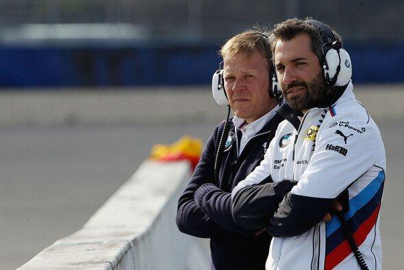 Timo Glock will bei den Testfahrten nicht nur zuschauen, sondern auch wieder ins Lenkrad greifen - Foto: BMW Motorsport