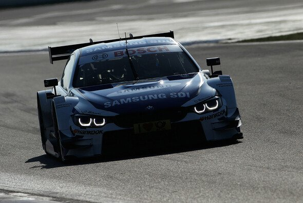 Bei den Jerez-Tests kommen 2016er-Boliden sowie neue Autos zum Einsatz - Foto: BMW Motorsport