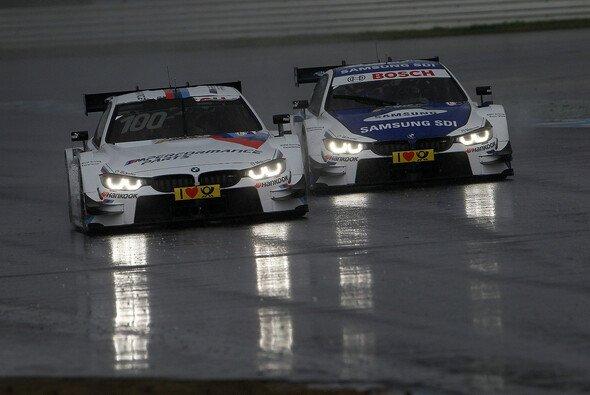 BMW darf mit weniger Gewicht und breiterem Heckflügel fahren - Foto: BMW Motorsport