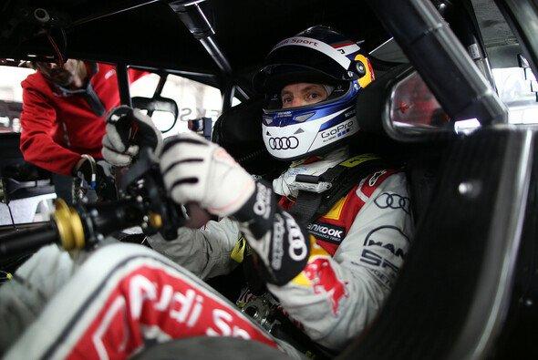 Mattias Ekström fühlt sich in vielen Cockpits zuhause - Foto: Audi