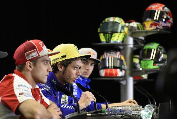 Vinales und Iannone - zwei mögliche Teamkollegen für Rossi 2017 - Foto: Milagro