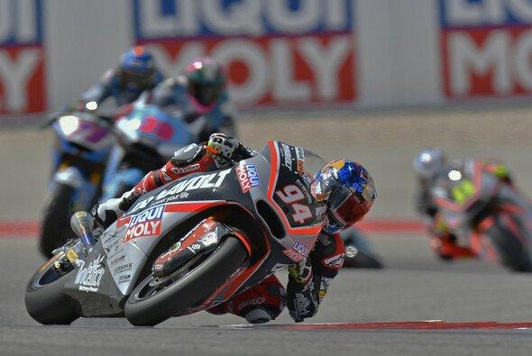 Jonas Folger - ist seine Zeit für die MotoGP nun reif? - Foto: Intact GP