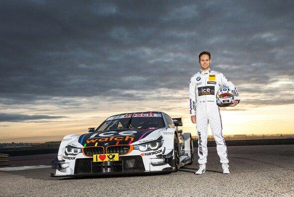 Tom Blomqvist startet 2016 für das Team BMW Team RBM - Foto: BMW