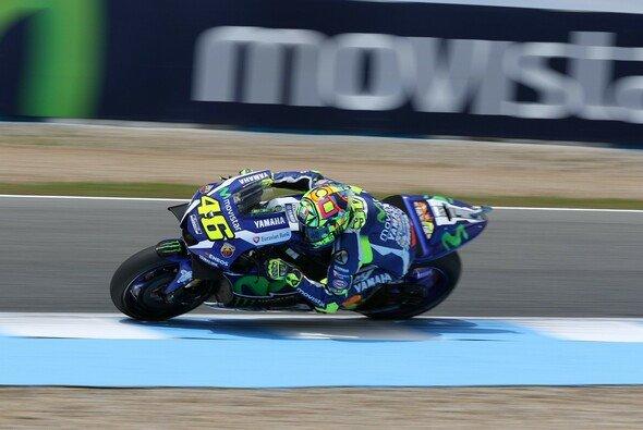 Rossi legte in Jerez einen Start-Ziel-Sieg hin - Foto: Tobias Linke