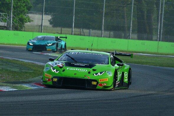 Der GRT Grasser Racing Team kehrt mit dem Lamborghini Huracán GT3 EVO nach Monza zurück - Foto: Günter Kortmann