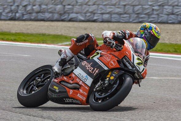 Chaz Davies war in Imola nicht zu schlagen - Foto: Ducati