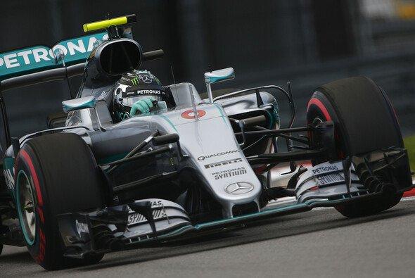 Nico Rosberg ist der große Favorit in Russland - Foto: Mercedes-Benz