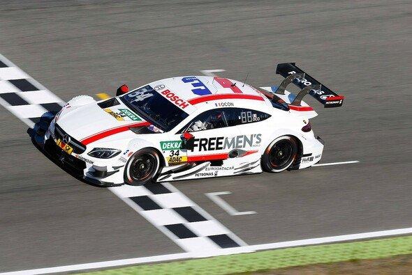 Esteban Ocon zeigte in Hockenheim gute Ansätze - Foto: Mercedes-Benz