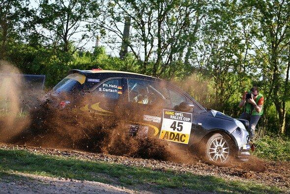 Foto: ADAC Opel Rallye Cup