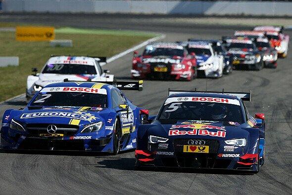Die Fahrer werden jetzt wieder von der Leine gelassen - Fans und Medien freut's - Foto: Audi