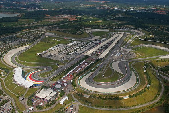 Der Sepang International Circuit in Malaysia - Foto: WSBK