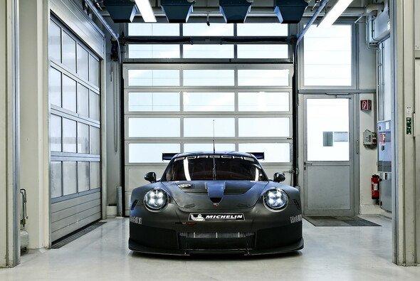 Das wird Porsches neues GTE-Auto für 2017 - Foto: Porsche